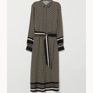 H&M Shirt Dress size 8